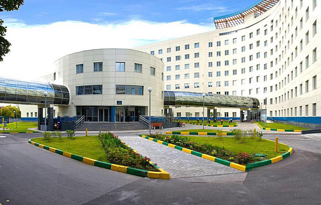 Больница 24 геморрой