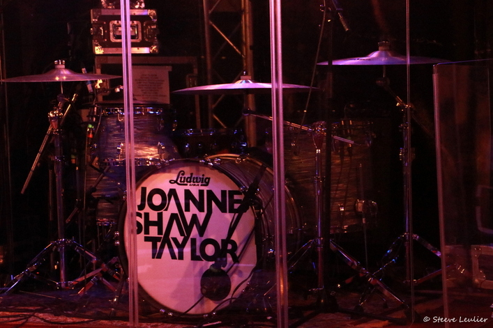 Joanne Shaw Taylor au New Morning, Paris mars 2017
