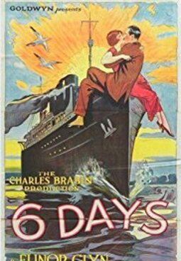 6 DAYS BOX OFFICE 1923