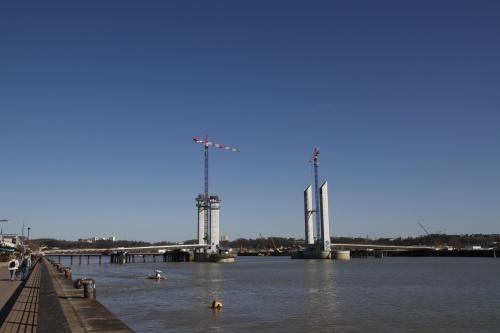 Pont Bacalan  _ Bordeaux