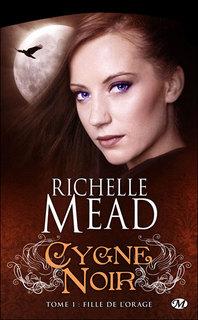 """""""Cygne Noir"""" T.1 de Richelle Mead"""