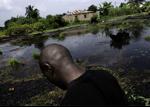 Pauvreté due aux conséquences environnementales du pétrole