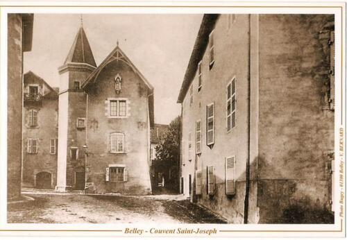Le couvent Saint- Joseph