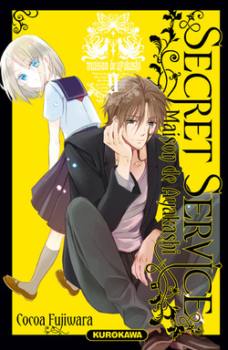 Chronique Secret Service ~Maison de Ayakashi~ - tome 9