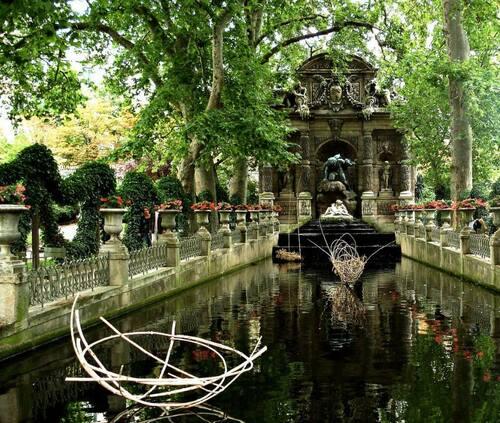 Fontaine de Medicis, par Michael Svy