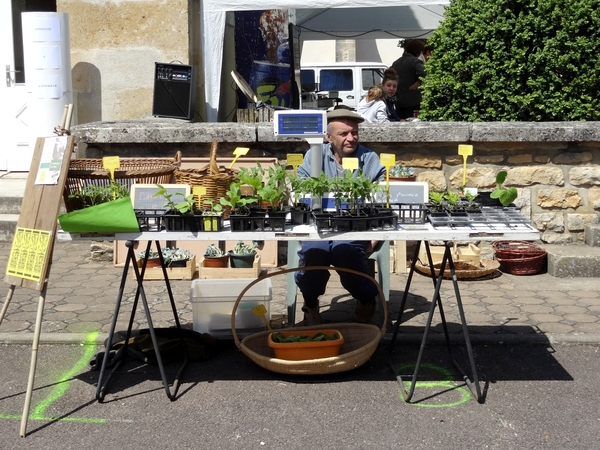 Le marché champêtre 2014 de Savoisy