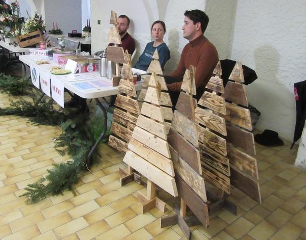 La folle corrida de Noël 2019, organisée par les Vitrines Châtillonnaises, a eu un grand succès !