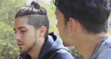 """""""Y yo a ti"""". Vénézuela."""