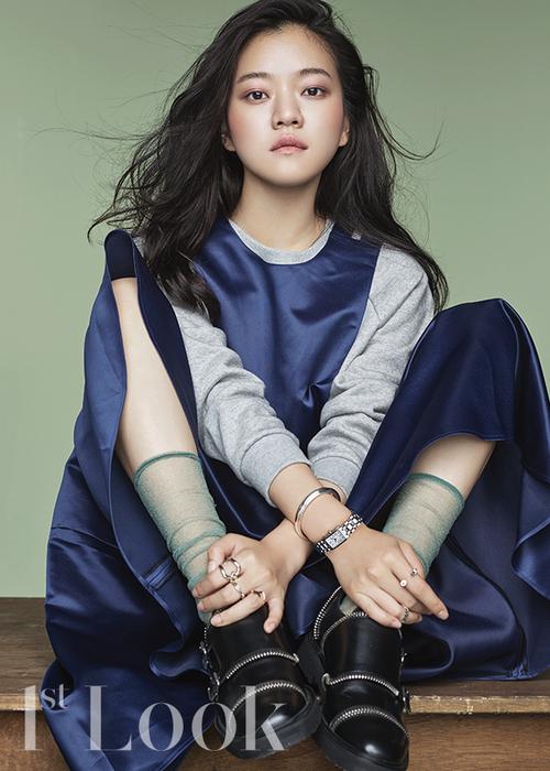 Go Ah Sung pour 1st Look