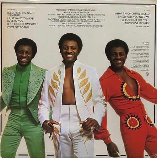 "Joe Simon : Album "" Today "" Spring Records SP-1-6710 [ US ]"