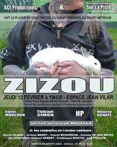 Zizou - un court métrage de Joseph Muganga (2015)