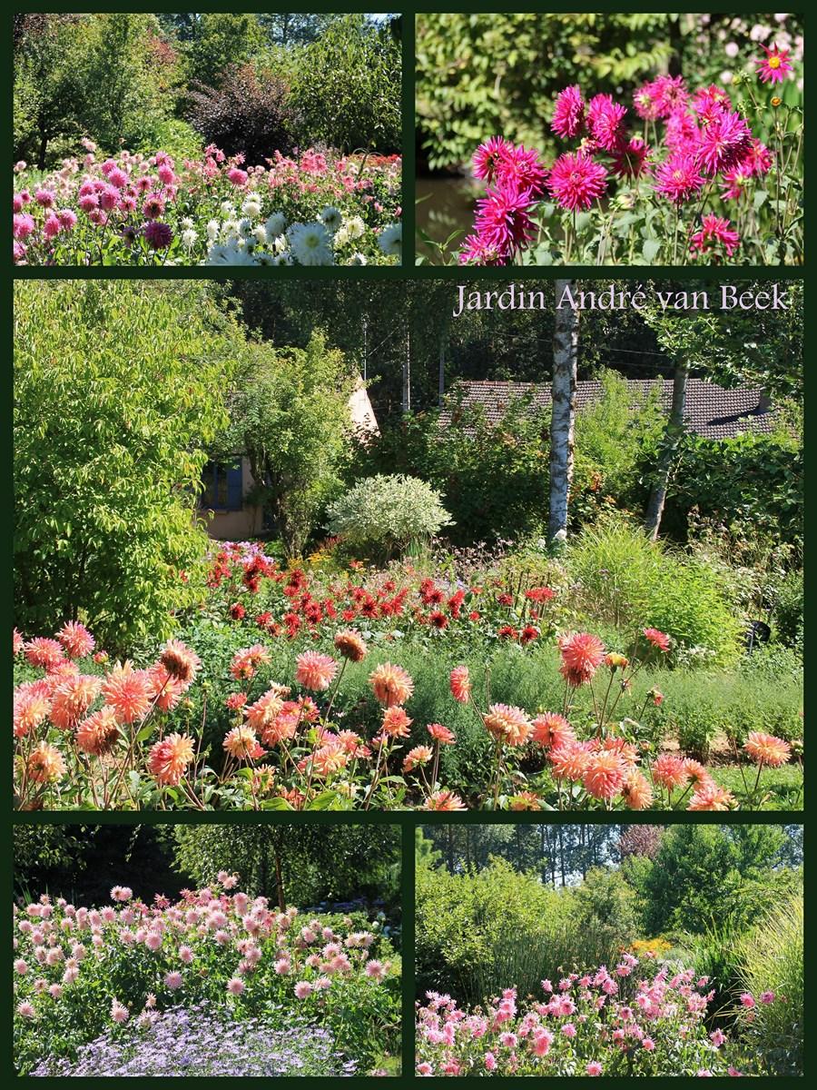 Jardin du peintre BEEK