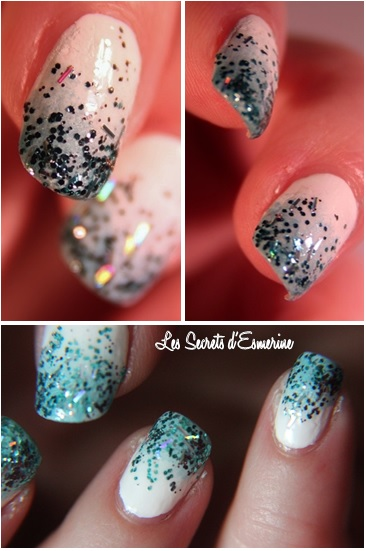 Mermaid Nail-Art… Ou le retour au lagon originel ~ Tutoriel Inside, les secrets d'esmerine