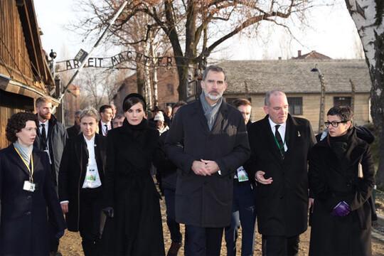 Il y a 75 ans, Auschwitz était libéré