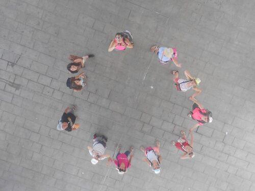 La Marseillaise des Femmes 2015 - Prologue