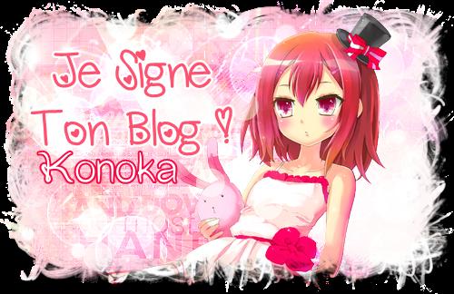 Signa rose/rouge