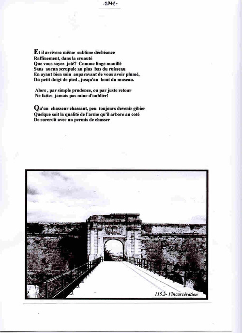 """Composition poêtique """"Le voyeur volé"""""""