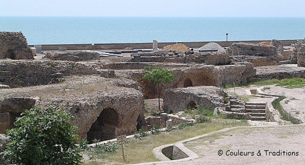 Site archeologique de Carthage
