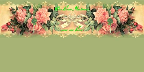 Papier et Carte**Des Roses**