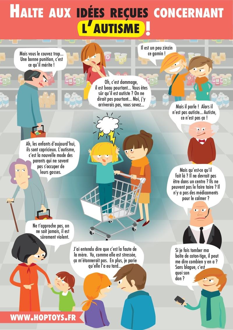 2 Avril journée mondiale de l'autisme