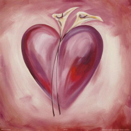 Le coeur fragile...