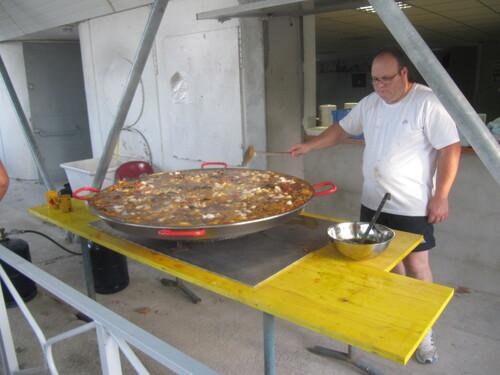 Paella du vendredi 18 juillet 2014