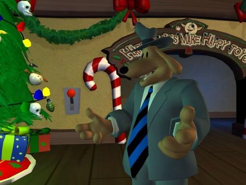 Sam & Max S2 : Le Père Noël est une enflure