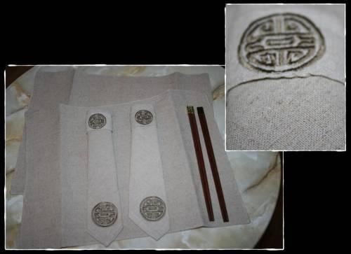 ensemble set serviettes r