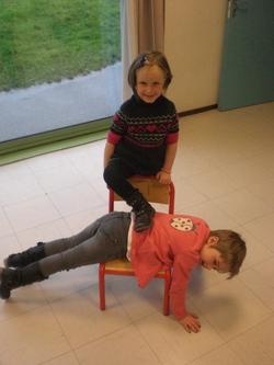 Une chaise pour deux