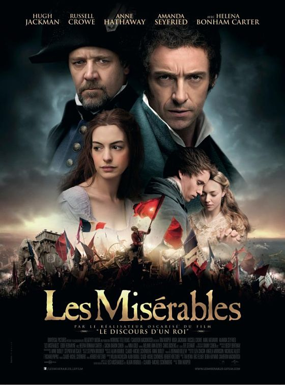 Les Miserables       Music Susan Boyle I dreamed A Dream