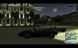 Driver 3: Mission 16 Dès soucis pour Calita
