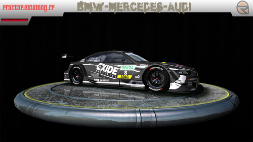 Team BMW RBM