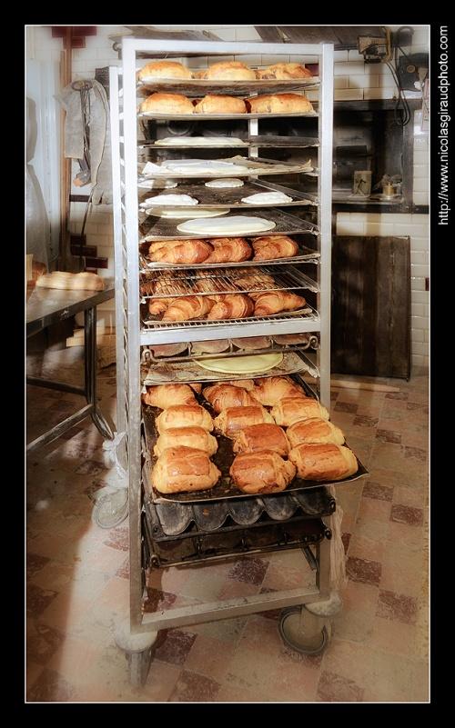 Une nuit avec un artisan Boulanger