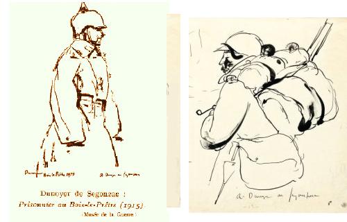 Autres oeuvres d'André Dunoyer de Segonzac