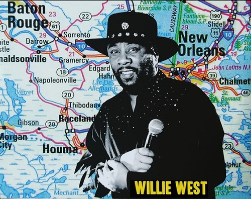 WILLIE WEST