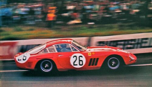 Ferrari Le Mans (1963)