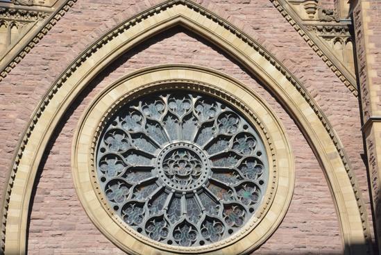 Montréal église unie Saint James