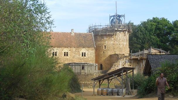 Treigny (89), Guédelon