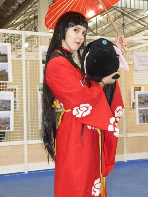 JAPAN EXPO MARSEILLE MARS 2013