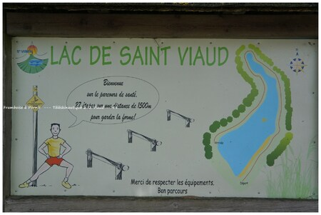 Téléskinautique à St Viaud 44