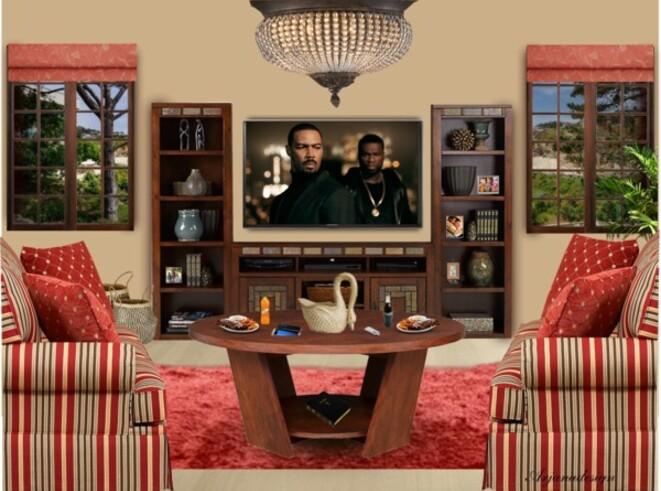 bienvenue dans mon salon