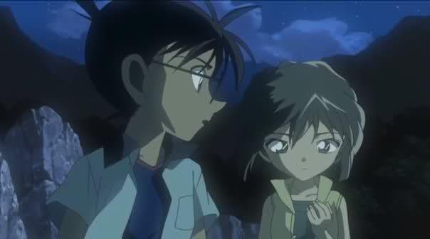 Conan & Haibara