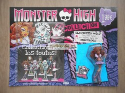 N° 1 collection Monster High - Lancement