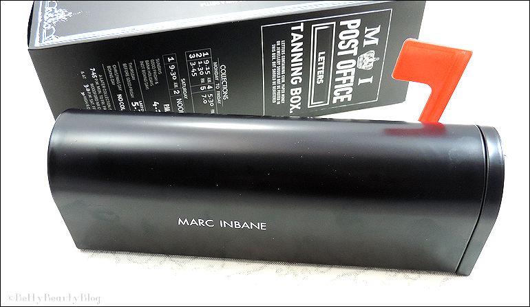 Marc Inbane, et si j'essayé le teint hâlé ?