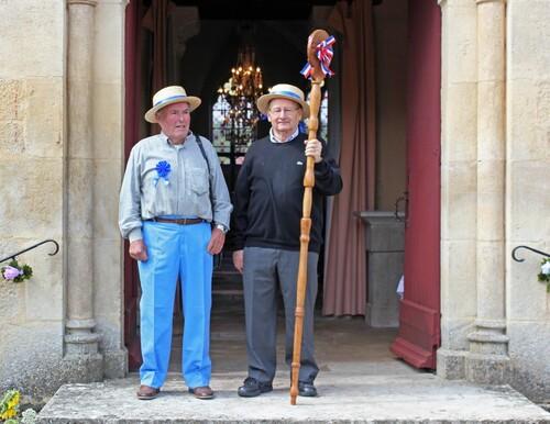 La fête des conscrits 2013 a eu lieu à Magny-Lambert