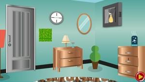 Jouer à Modern room escape