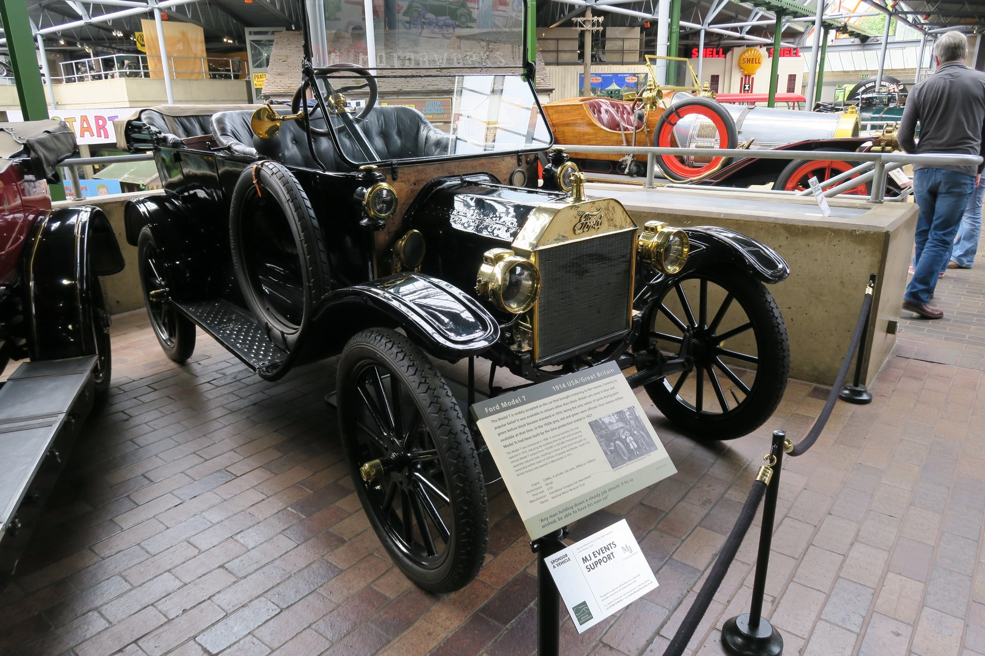 BEAULIEU. Ford T