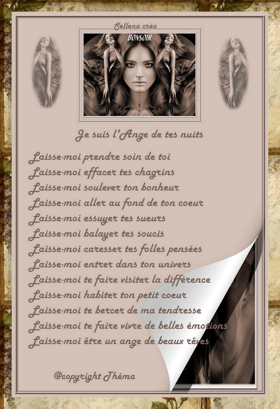218 - L' Ange de tes nuits