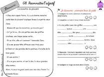 Nouveau fichier de grammaire : CE1/CE2 commun !