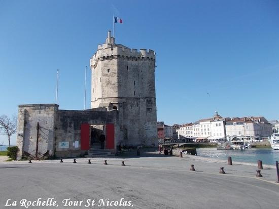 La Rochelle, Tour Ste Nicolas (3)